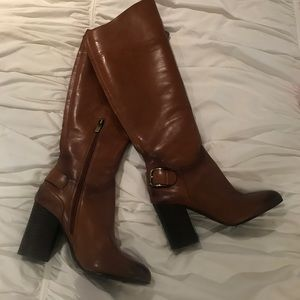 Vince Camuto Knee High Riding Boots